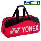 ヨネックス YONEX テニスバッグ・ケース トーナメントバッグ テニス2本用 ラケットバッグ フレイムレッド BAG1801W-596 2018年新色