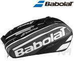 バボラ BabolaT テニスバッグ PURE LINE RACKET HOLDER ×9 ラケットバッグ 9本収納可 BB751134 「2017新製品」