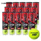 「365日出荷」ダンロップ DUNLOP 硬式テニスボール ダンロップ HD DUNLOP HD 1箱 15缶 60球  DHD4CS60 『即日出荷』