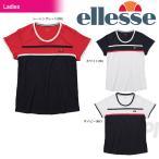 Ellesse(エレッセ)[レディース ゲームシャツ EW06374]テニスウェア「2016FW」