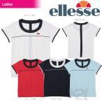 Ellesse(エレッセ)「レディース プラクティスT EW06376」テニスウェア「2016FW」