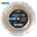 YONEX ヨネックス  ナノジー98 NANOGY 98 200m  バドミントンロールガット
