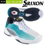 スリクソン SRIXON テニスシューズ レディース ACTIVECTOR OMNI CLY アクティベクターオムニ クレーコート用 SRS1013-WB 2019年