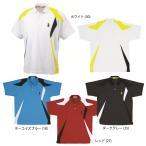 『即日出荷』GOSEN ゴーセン 「ユニセックス ゲームシャツ T1300」テニスウェア「SS」