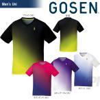 GOSEN ゴーセン  UNI ゲームシャツ T1716 テニスウェア 2017SS KPI