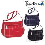 パラディーゾ PARADISO テニスバッグ ウィンドペン ショルダーバッグ TAA621