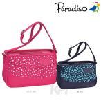 PARADISO(パラディーゾ)「レオパード ショルダーバッグ TAA631」テニスバッグ「KPI」