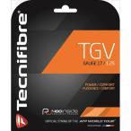 「新パッケージ」Tecnifibre(テクニファイバー)「TGV(ティージーブイ) TFG906」硬式テニスストリング(ガット)