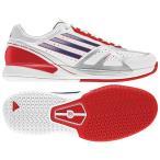 ショッピングアディダス シューズ アディダス adidas テニスシューズ アディゼロ feather II AC M メンズ V21125 オールコート用 売尽しセール
