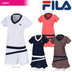 フィラ FILA レディース ワンピース ホワイト VL1701 01