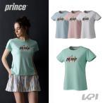 プリンス Prince テニスウェア レディース Tシャツ WF1051 2021FW