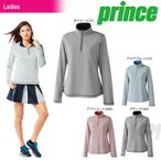 プリンス Prince テニスウェア LADIE'S レディース ロングスリーブシャツ WL6155 「2016FW」『即日出荷』