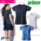 「2017新製品」Prince(プリンス)「レディース ゲームシャツ WL7043」テニスウェア「2017SS」