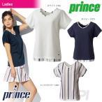 プリンス Prince テニスウェア レディース ゲームシャツ WL7052 「2017SS」『即日出荷』「2017新製品」