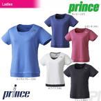 プリンス Prince テニスウェア レディース ゲームシャツ WL7054 「2017SS」『即日出荷』「2017新製品」