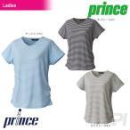プリンス Prince テニスウェア レディース ゲームシャツ WL7059 「2017SS」「2017新製品」