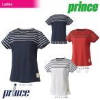 「2017新製品」Prince(プリンス)「レディース ゲームシャツ WL7061」テニスウェア「2017SS」