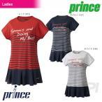 プリンス Prince テニスウェア レディース チュニックシャツ WL7405 「2017SS」「2017新製品」