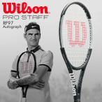 「10%OFFクーポン対象」ウイルソン Wilson 硬式テニスラケット  プロスタッフ RF 97 オートグラフ  PRO STAFF RF97 Autograph WRT741720 7月1日発売予定※予約