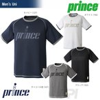 「2017新製品」Prince(プリンス)「Uni Tシャツ WU7000」テニスウェア「2017SS」