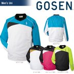 GOSEN(ゴーセン)「UNI ユニ ハードブレーカー(裏起毛) Y1500」テニスウェア「FW」