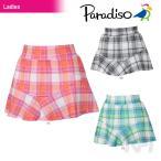 PARADISO(パラディーゾ)「レディース スコート ZCL03L」テニスウェア「SS」