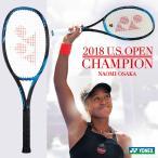 ショッピングエナメル 「エナメルバッグプレゼント対象」ヨネックス YONEX 硬式テニスラケット  EZONE 100 Eゾーン100 17EZ100-576