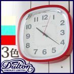 DULTON ダルトンスクエアウォールクロック SQUARE WALL CLOCK 壁掛け時計 壁掛時計 掛け時計 掛時計 おしゃれ オシャレ レトロ アンティーク調