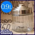 DULTON ダルトン ガラスキャニスター S 保存容器 調味料入れ ガラス瓶 キャニスター シュガーポット ガラス容器 砂糖入れ キャンディーポット ガラスポット