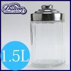 DULTON ダルトン ガラスキャニスター M 保存容器 調味料入れ ガラス瓶 シュガーポット ガラス容器 ガラスポット 米びつ ドッグフード入れ キャットフード入れ