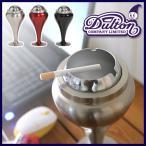 DULTON ダルトン デスクトップ アシュトレイ ボールポイント 喫煙具 灰皿 リビング お店 店舗 屋外 フタ付 スタンド おしゃれ スタイリッシュ