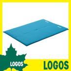 マット ロゴス LOGOS (超厚)セルフインフレートマット・DUO エアーエアーベッド エアエアベッド キャンプ寝具 敷物 二人用 2人用 ワイド 厚め