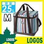 クーラーバッグ ロゴス LOGOS ストライプクーラーM(10mm断熱) クーラーバッグ クーラーボックス 保冷クーラー 保冷バッグ