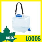 ウォータータンク ロゴス LOGOS LLL 抗菌広口水コン16 ウォーターコンテナ 水コンテナ コンテナ ウォータージャグ 水タンク キャンプ用品 アウトドア用品