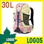 ショッピングプールバッグ 女の子 リックサック ロゴス LOGOS CADVEL-Design30 (AE・check) リュック ナップサック トレッキングバッグ ザック 旅行バッグ トラベルバッグ バックパック