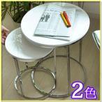 ナイトテーブル 花台  ソファーテーブル