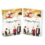 チョン・イル、アン・ジェヒョン、CNBLUEイ・ジョンシン主演tvN韓国ドラマ「シンデレラと4人の騎士」原作小説本(全2巻セット)