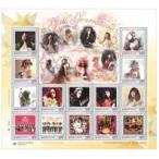 少女時代の切手「少女時代、私だけの切手」 韓国芸能人初の記念切手 韓国切手 2012年8月発売