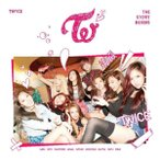 TWICE、1stミニアルバム_[THE STORY BEGINS]