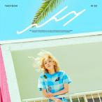 TAEYEON(少女時代)、2nd Mini Album_[Why]