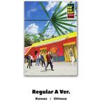 EXO_4th Full Album_[THE WAR](Korean Ver.)(Regular Aバージョン)