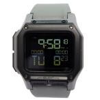 NIXON ニクソン  REGULUS レグルス 腕時計 メンズ クオーツ デジタル 46mm オールガンメタル A1180632-00