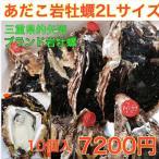 岩牡蠣2Lサイズ10個