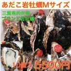 岩牡蠣Mサイズ10個