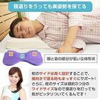 TBS公式美姿勢まくら 寝ている間もキレイをサポートする進化系枕