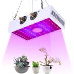 送料無料1200W LED植物育成ライト SRI SHOP 調光可能な全フルスペクトル 2つのスイッチ植物ライト 室内植物成長ライト 家庭菜園 室内園芸 観賞用 水耕栽培ランプ