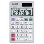 (業務用4セット)カシオ CASIO 手帳サイズ電卓 SL-300A-N ×4セット