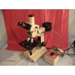 オリンパス金属顕微鏡  BHT-33MB    接眼レンズ:WHK10x(2) 対物レンズ:MSplan5x,10x,20x,50x,100x
