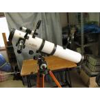 ビクセン天体望遠鏡ポラリス 赤道儀付き大型三脚  対物反射ミラー:100mmΦ F1000mm 接眼レンズ5mm、20mm、32mm付き