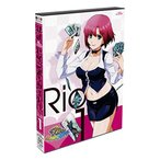 Rio RainbowGate! 1【初回限定特典:Rio RainbowGate! オリジナルサウンドトラック01付き】 [DVD] 中古 良品